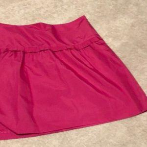 Ann Taylor loft Fuchsia skirt
